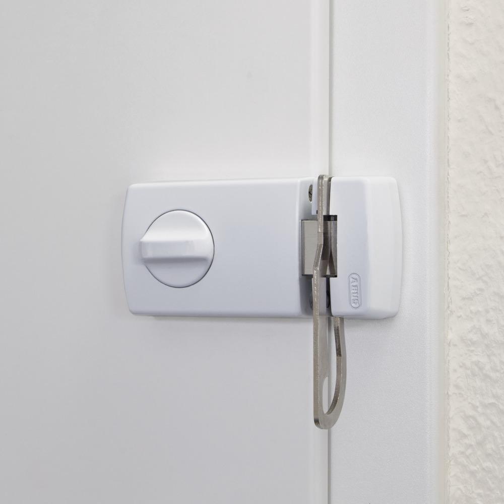 Tür Zusatzschloss Mit Sperrbügel : abus t r zusatzschloss mit sperrb gel 2130 ~ A.2002-acura-tl-radio.info Haus und Dekorationen